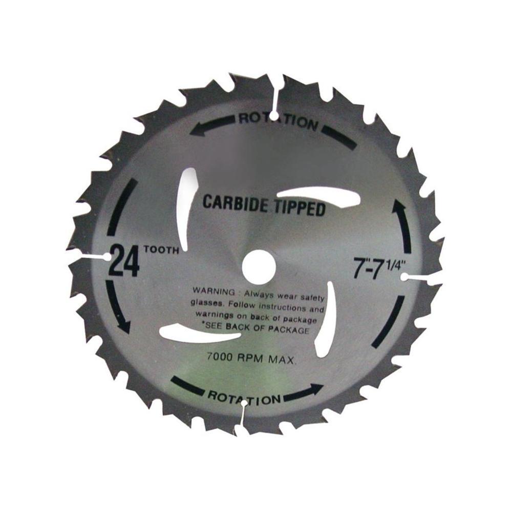 7-1/4 in. Circular Saw Blade