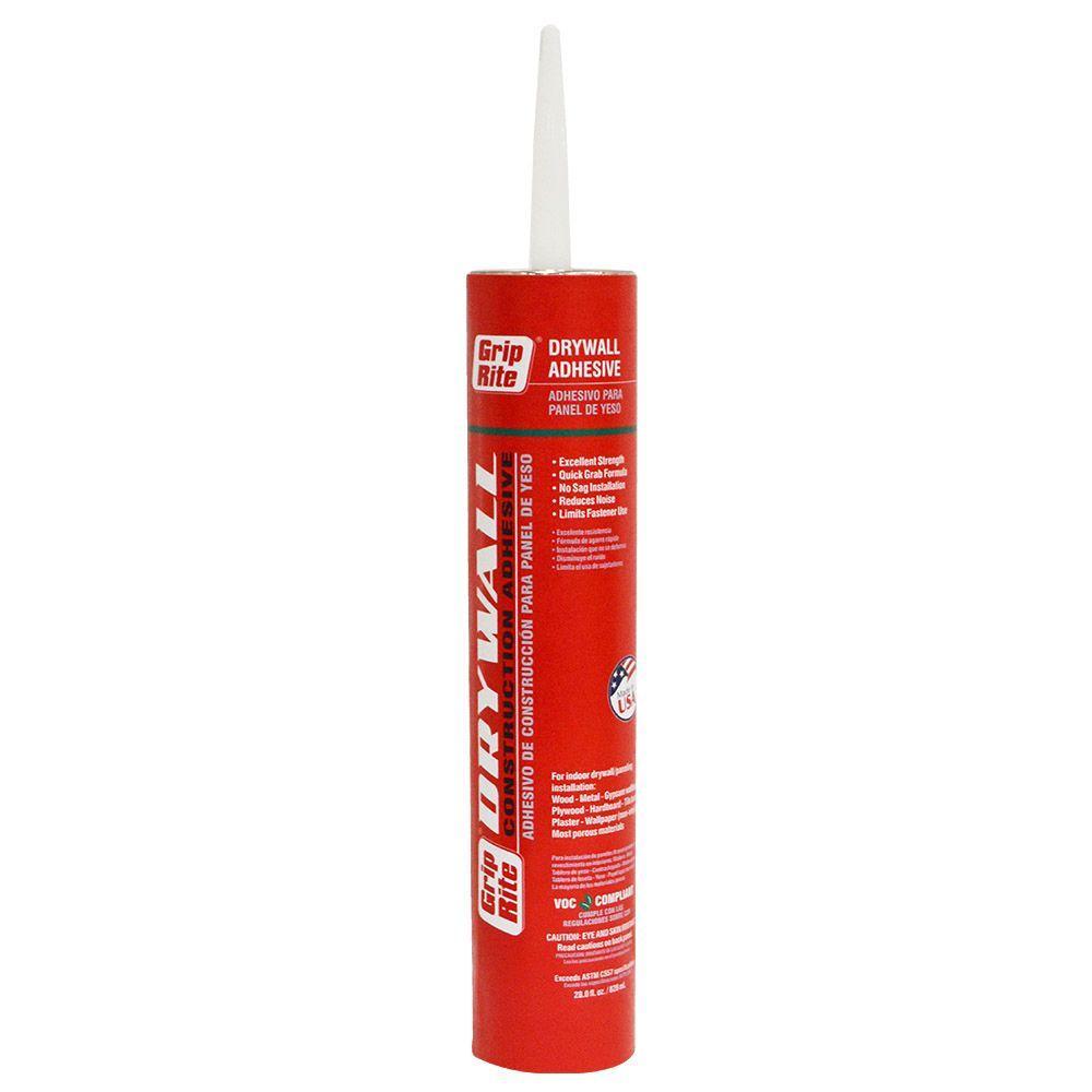 28 oz. VOC Solvent Free Drywall Adhesive