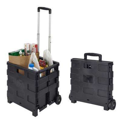 15 in. x 13 in. x 14.2 in. Tote and Go Collapsible Utility Cart