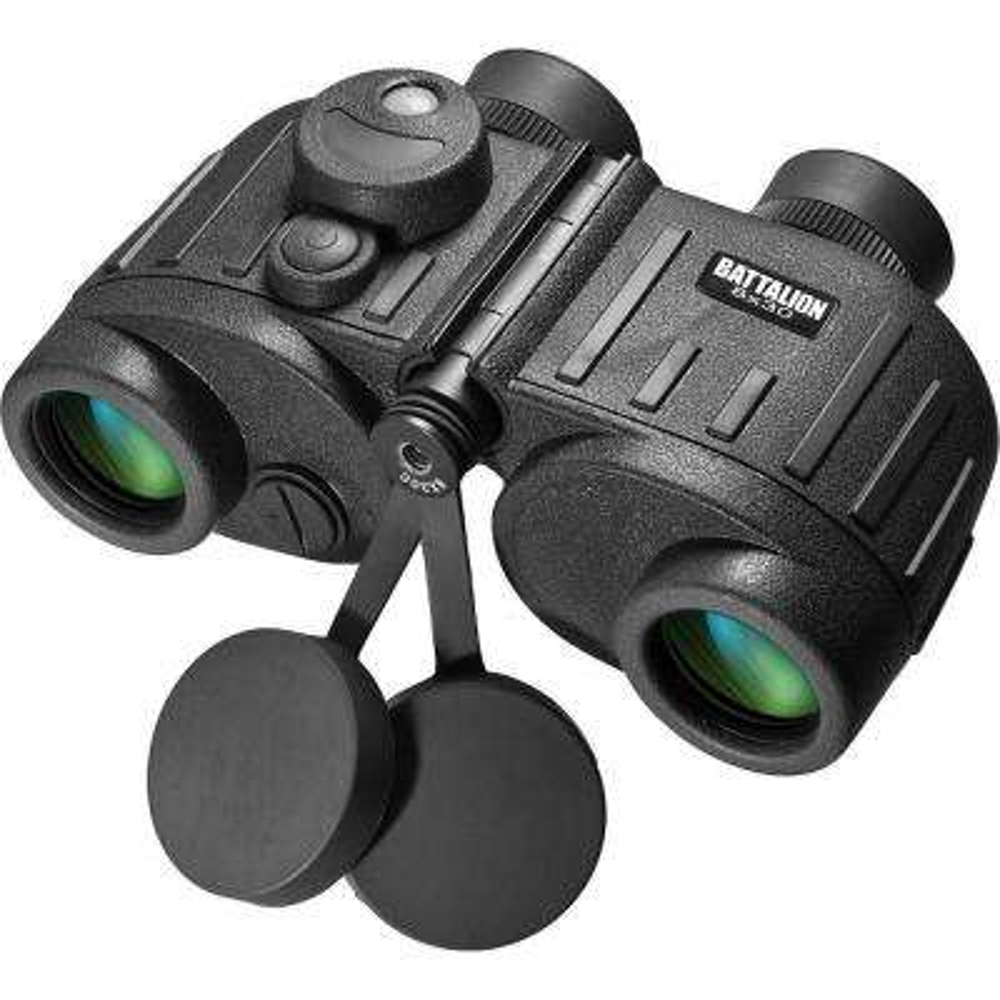 Battalion 8x30 Waterproof Binocular with Rangefinder