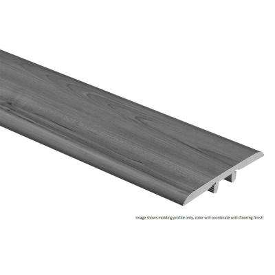 Parker 0.375 in. Thickness x 1.75 in. Width x 72 in. Length Vinyl T-Molding