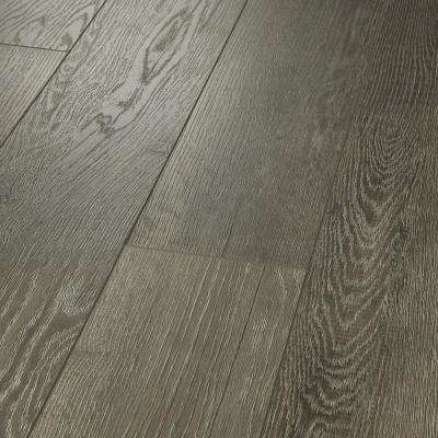 Medina Oak 8 in. x 72 in. Kona Resilient Vinyl Plank Flooring (31.51 sq. ft. / case)