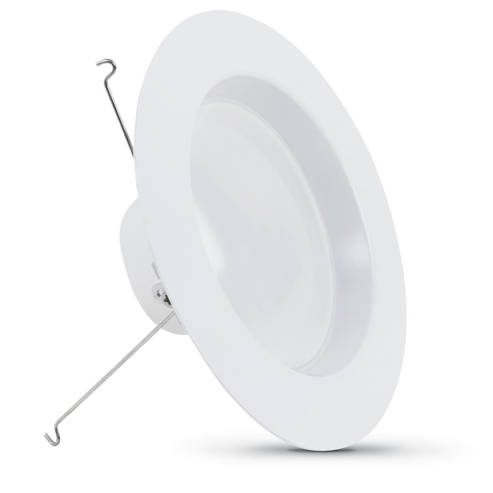 5 in. or 6 in. 120W Equiv Daylight Dim CEC White