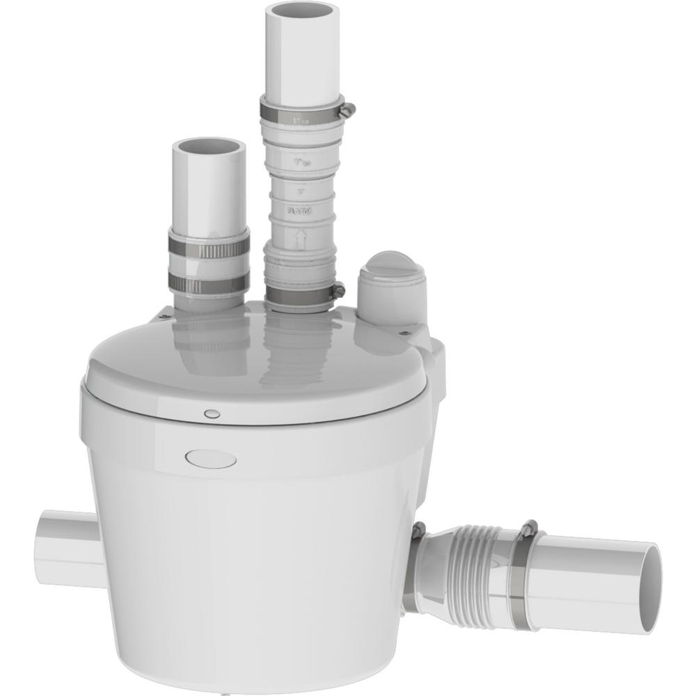 Saniflo SaniSwift .3 HP Grey Water Pump