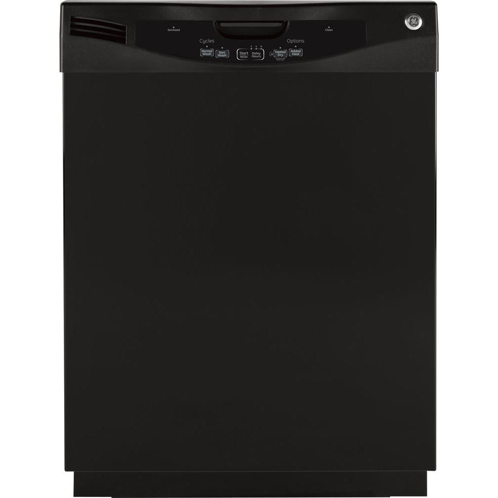 G.E. Appliances Built-In Tall Tub Dishwasher in Black GE appliances provide up-to-date technology and exceptional quality to simplify the way you live. With a timeless appearance, this family of appliances is ideal for your family. And coming from one of the most trusted names in America, you know that this entire selection of appliances is as advanced as it is practical. Color: Black.