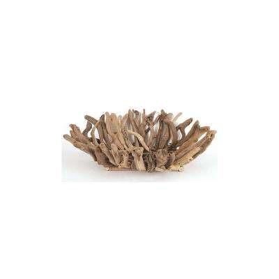 Driftwood Natural Decorative Bowl