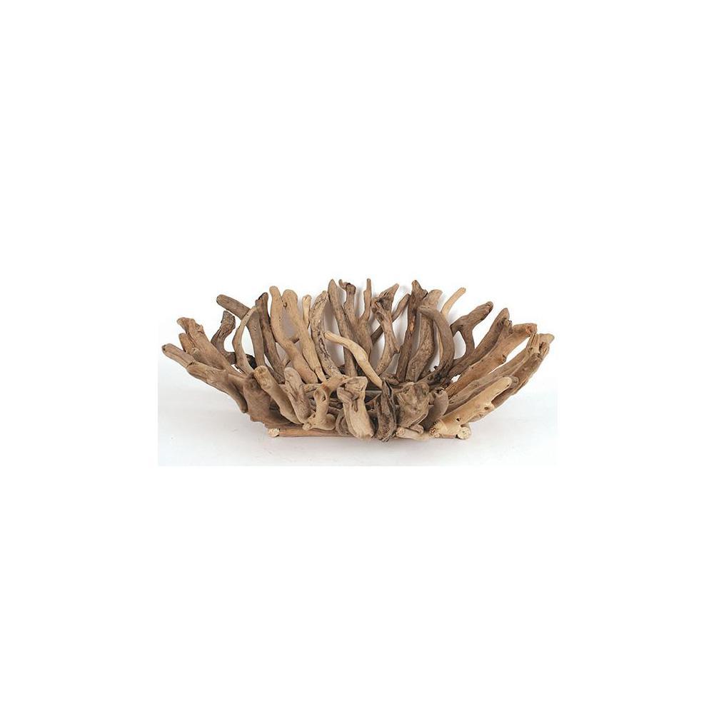 Driftwood Natural Decorative Bowl