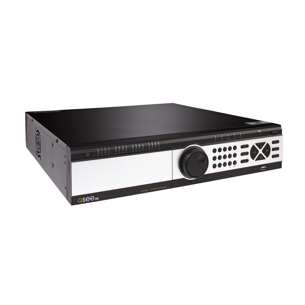 32-Channel 1080p 8TB Security Surveillance DVR/Digital Video Recorder