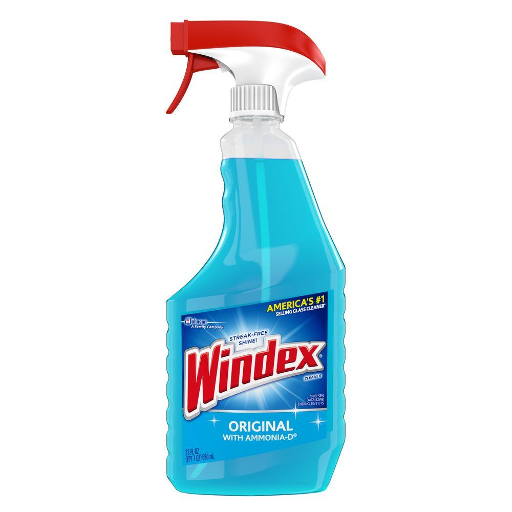 sports shoes bc74d 130b6 Windex 23 fl. oz. Original Glass Cleaner