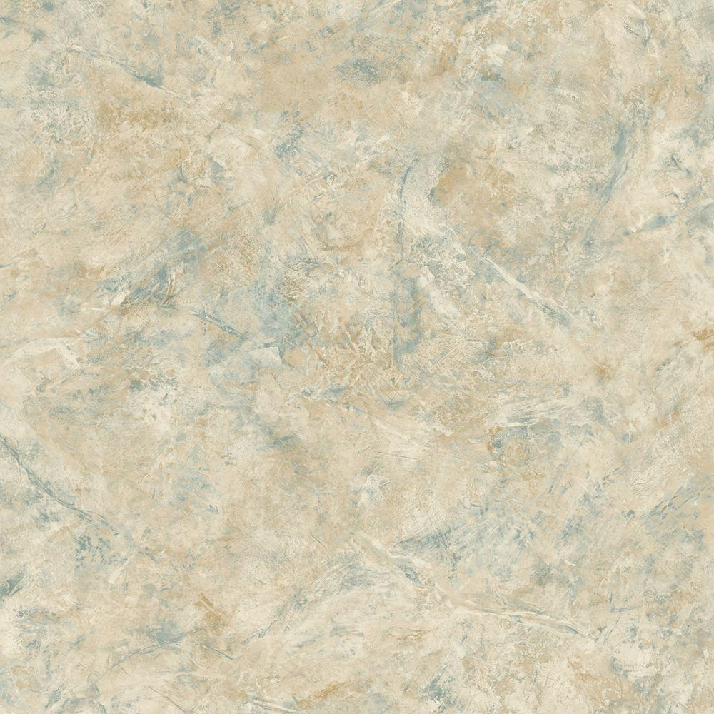 The Wallpaper Company 8 in. x 10 in. Earth Tone Marble Wallpaper Sample-DISCONTINUED