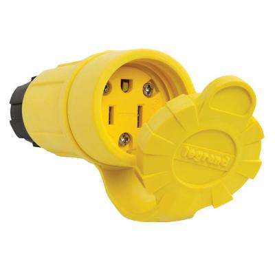 15 Amp 125-Volt NEMA 4X Watertight Connector