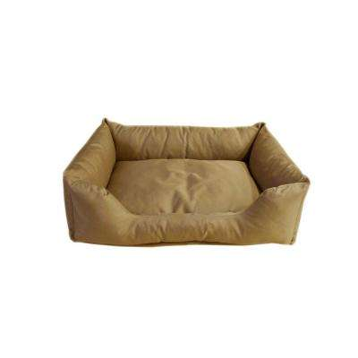 Brutus Tuff Kuddle Small Khaki Lounge Bed
