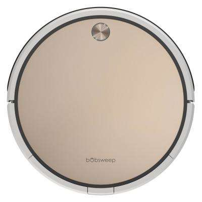 Pro Robotic Vacuum Cleaner, Gold