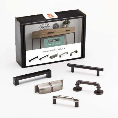 Industrial Drawer Pull Sample Box (5-Pack)