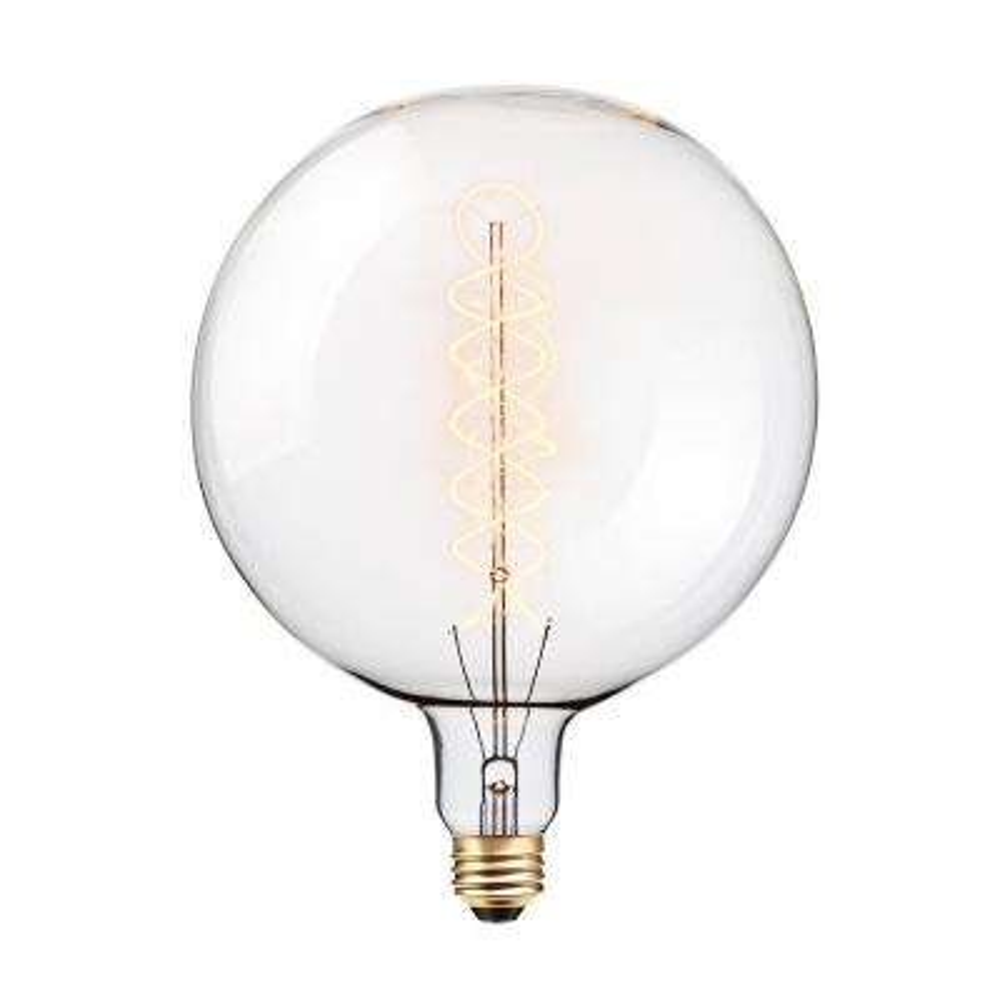100-Watt G200 Oversized Vintage Incandescent Light Bulb