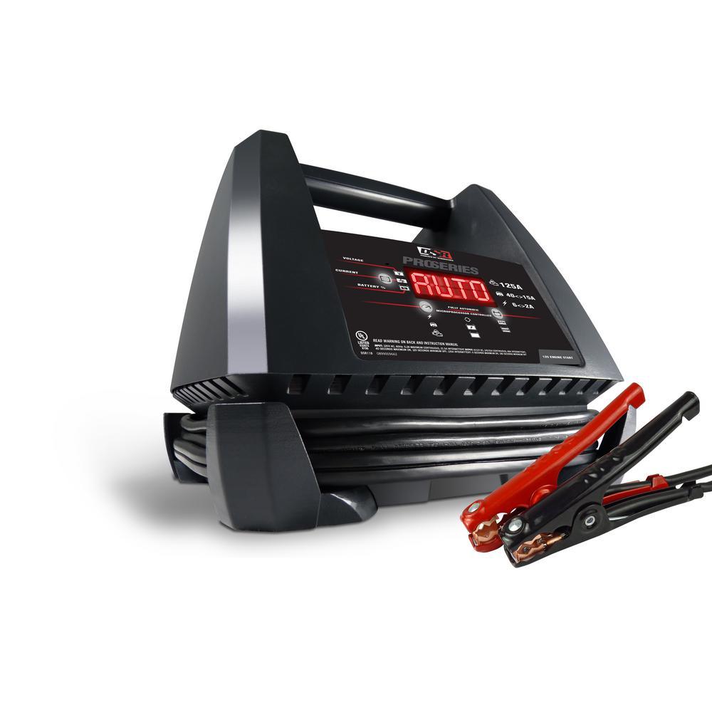 ProSeries 6/12-Volt 125 Amp Battery Charger/ Engine Starter