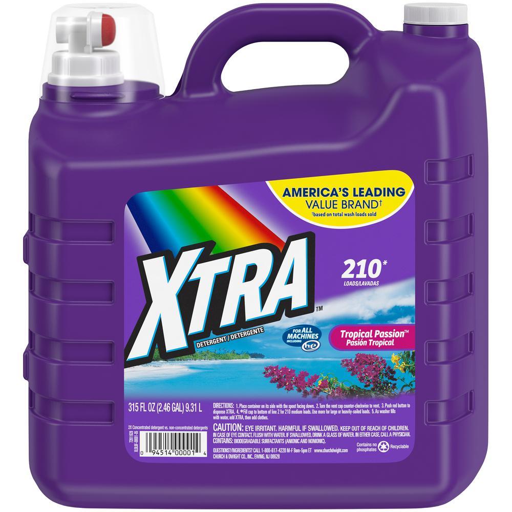 315 oz. Tropical Passion Liquid Laundry Detergent