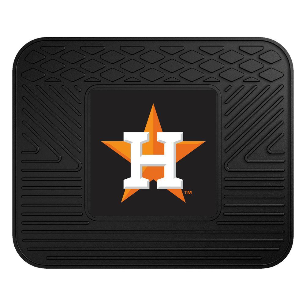 FANMATS Houston Astros 14 in. x 17 in. Utility Mat