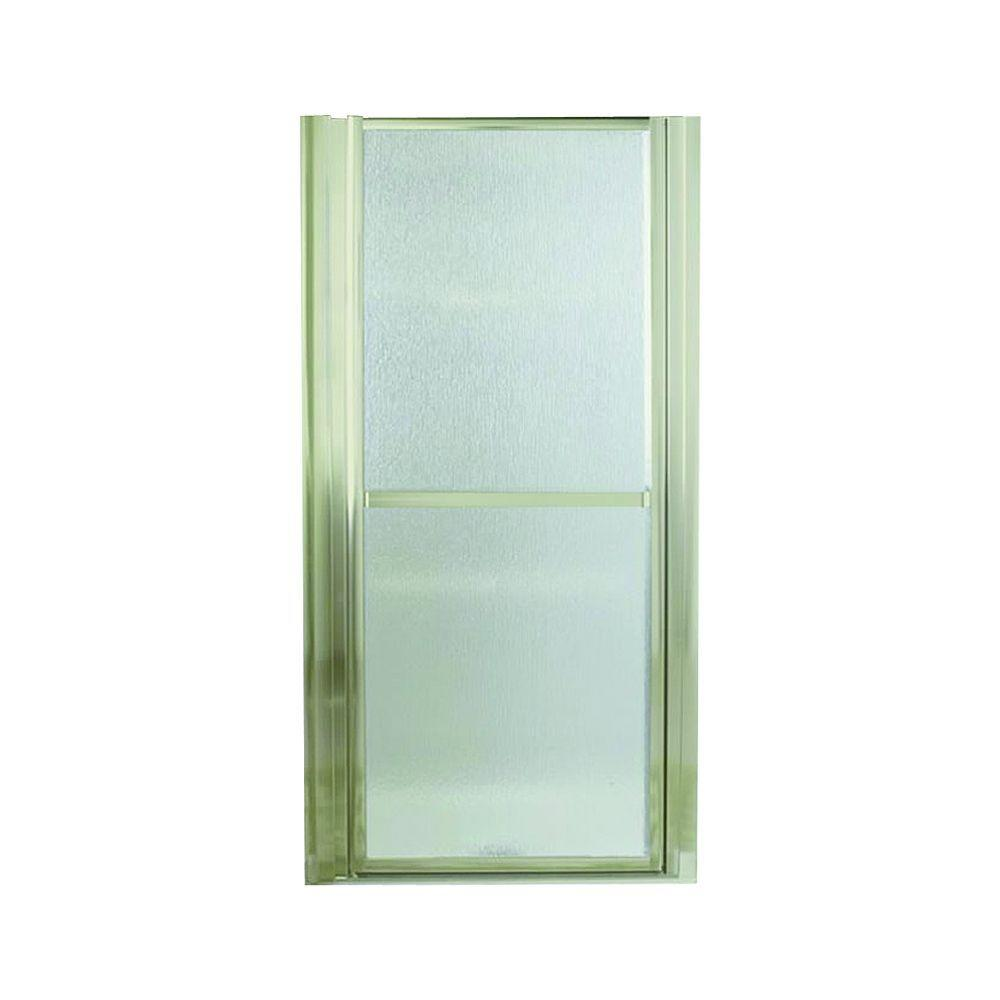 STERLING Finesse 33-1/2 in. x 65-1/2 in. Framed Pivot Shower Door in ...