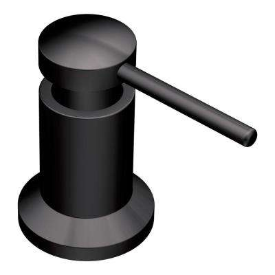 Soap/Lotion Dispenser in Matte Black