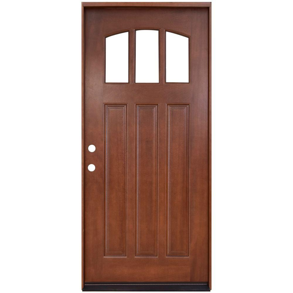 Home Depot Craftsman Exterior Door