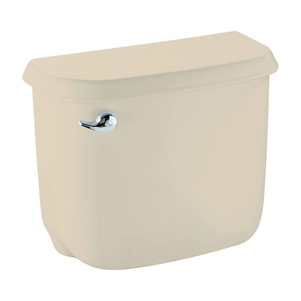null Windham Toilet Tank Only in Almond