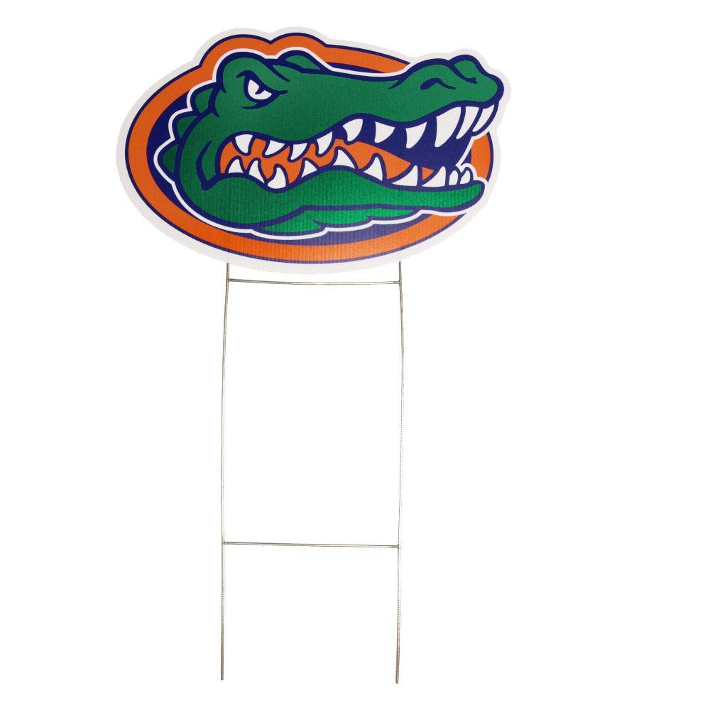 null 43 in. University of Florida Yard Sign Logo with Stake