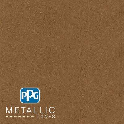 1  gal. #MTL140 Bronzed Caramel Metallic Interior Specialty Finish Paint