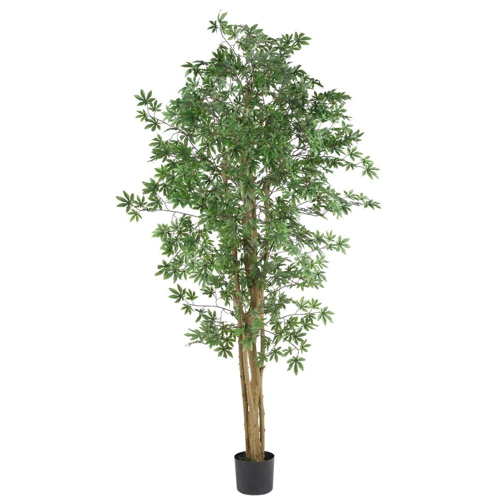Nearly Natural 6 ft. Japanese Maple Silk Tree