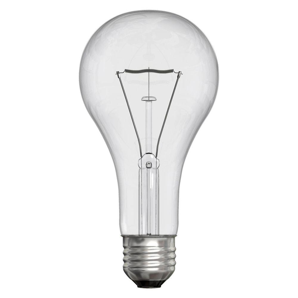 Home Depot  Watt Type P Bulb