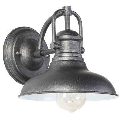 Kohls River 1-Light Oil Rubbed Bronze Outdoor Wall Mount Lantern