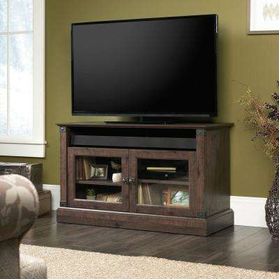 Carson Forge Coffee Oak 47 in. TV Stand
