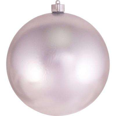 8 in. Looking Glass Shatterproof Ball Ornament (Pack of 6)