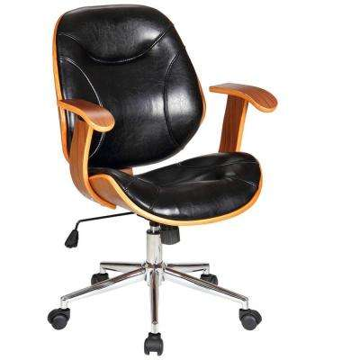 Rigdom Black Office Chair