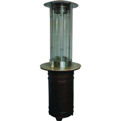 46,000 BTU Sonoma Area Gas Patio Heater with Tray