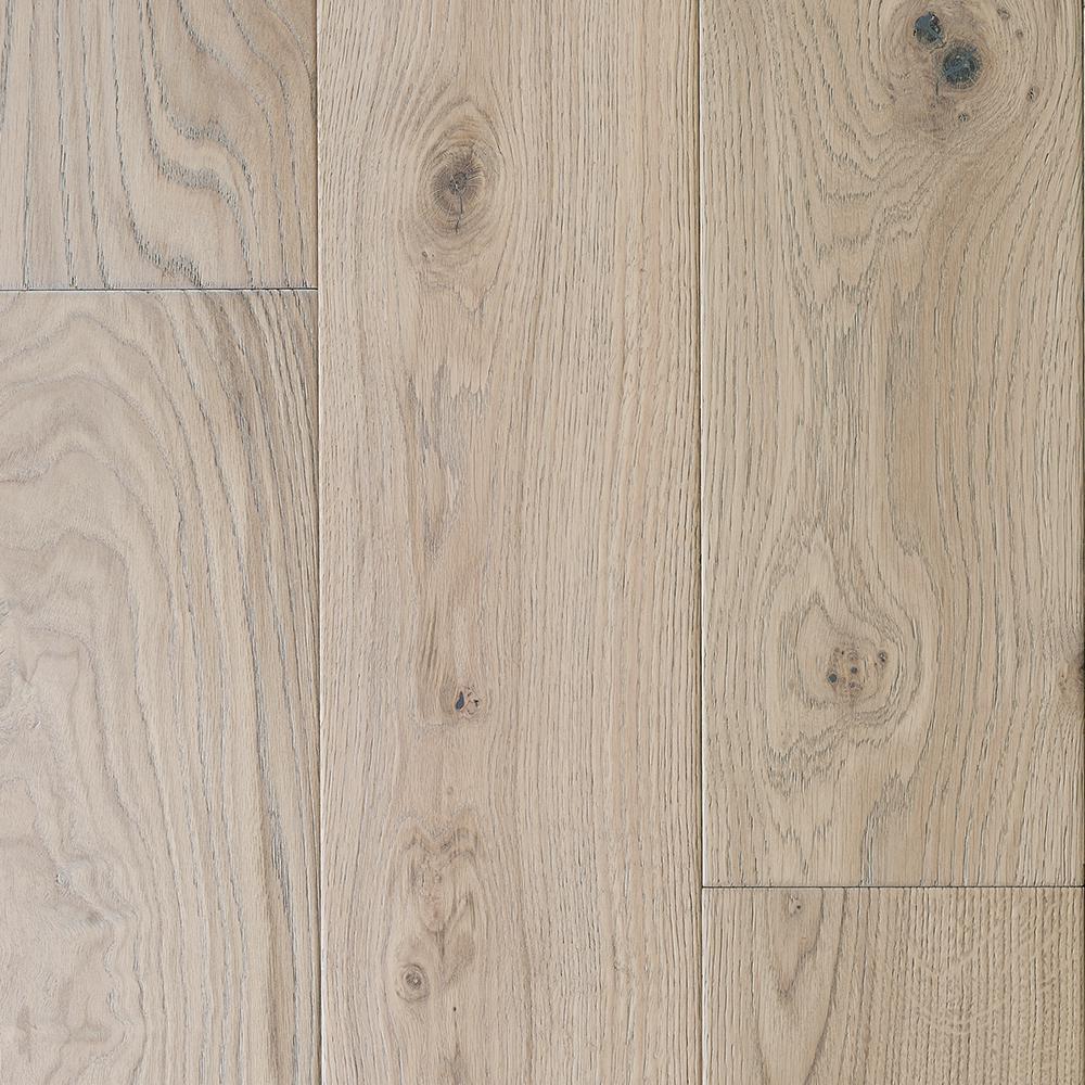 French Oak Mavericks 3/8 in. T x 6-1/2 in. W x Varying L Click Lock Engineered Hardwood Flooring (945.6 sq. ft. /pallet)