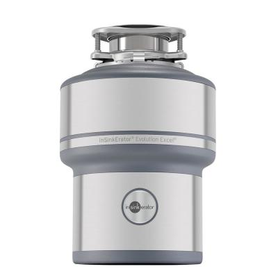 Evolution Excel 1 HP Continuous Feed Garbage Disposal