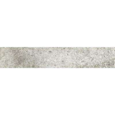 Newberry Grigio Matte 2.36 in. x 10.63 in. Porcelain Floor and Wall Tile (6.612 sq. ft. / case)