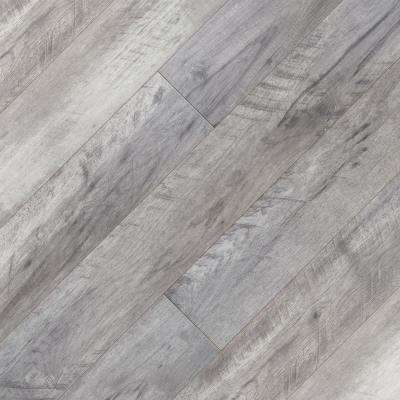 Embossed Lakewood 12 mm Thick x 6.5 in. Wide x 47.80 in. Length Laminate Flooring (17.25 sq. ft. / case)