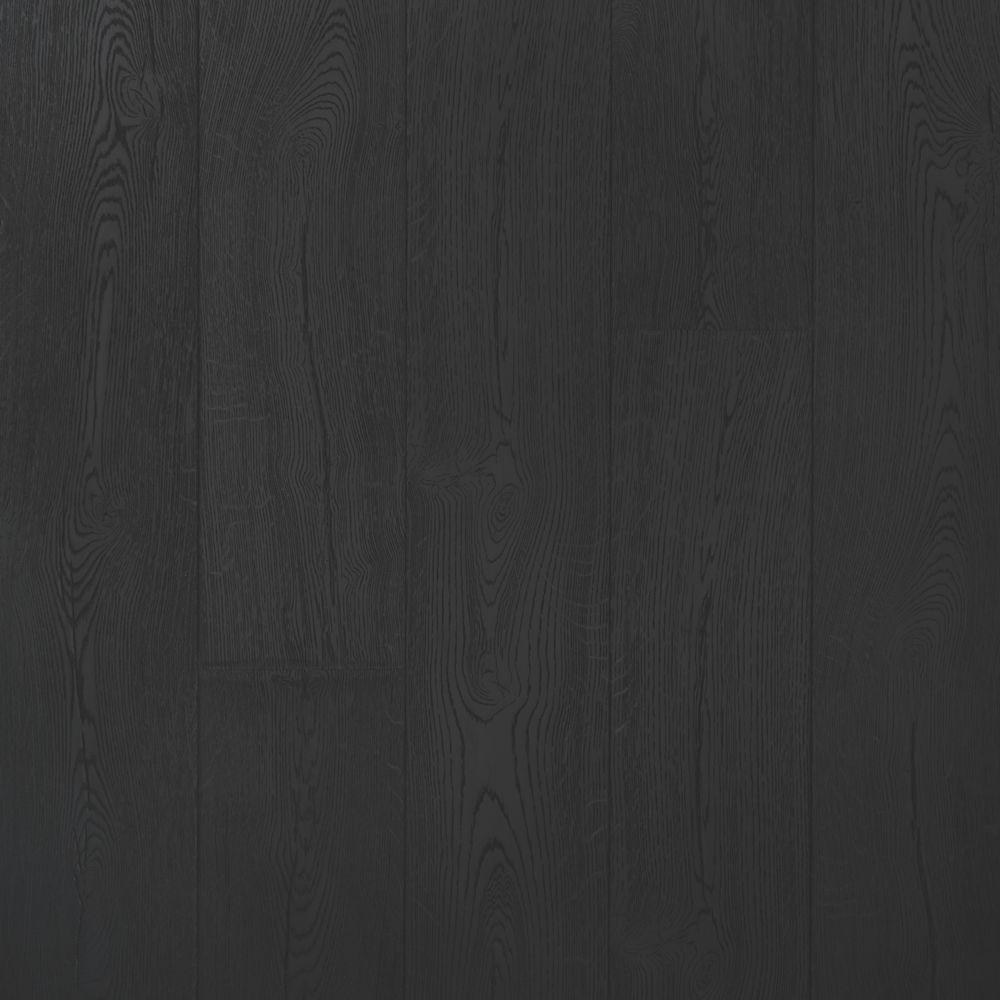 Pergo Outlast 7 48 In W Pure Black, Pergo Black Laminate Flooring