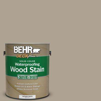 1 gal. #730D-4 Garden Wall Solid Color Waterproofing Wood Stain