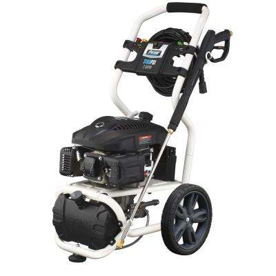3100-PSI 2.5-GPM Gas Electric/Recoil Start Axial Cam Pump Gas Pressure Washer