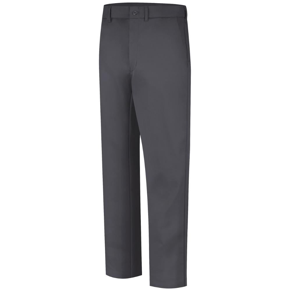 91f98ac9e16a Bulwark EXCEL FR Men s 42 in. x 30 in. Charcoal Work Pant-PEW2CH 42 ...