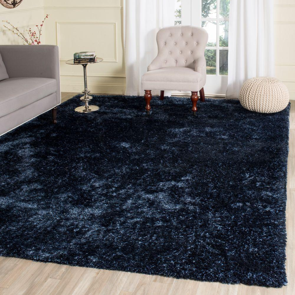 Safavieh Toronto Navy 5 Ft X 8 Area Rug Sgt711d The Home Depot