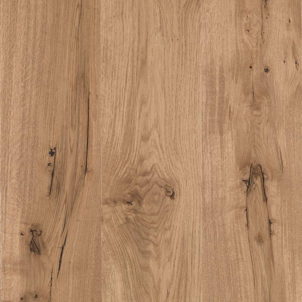 Take Home Sample - Elegant Home Drawbridge Oak Engineered Hardwood Flooring - 5 in. x 7 in.