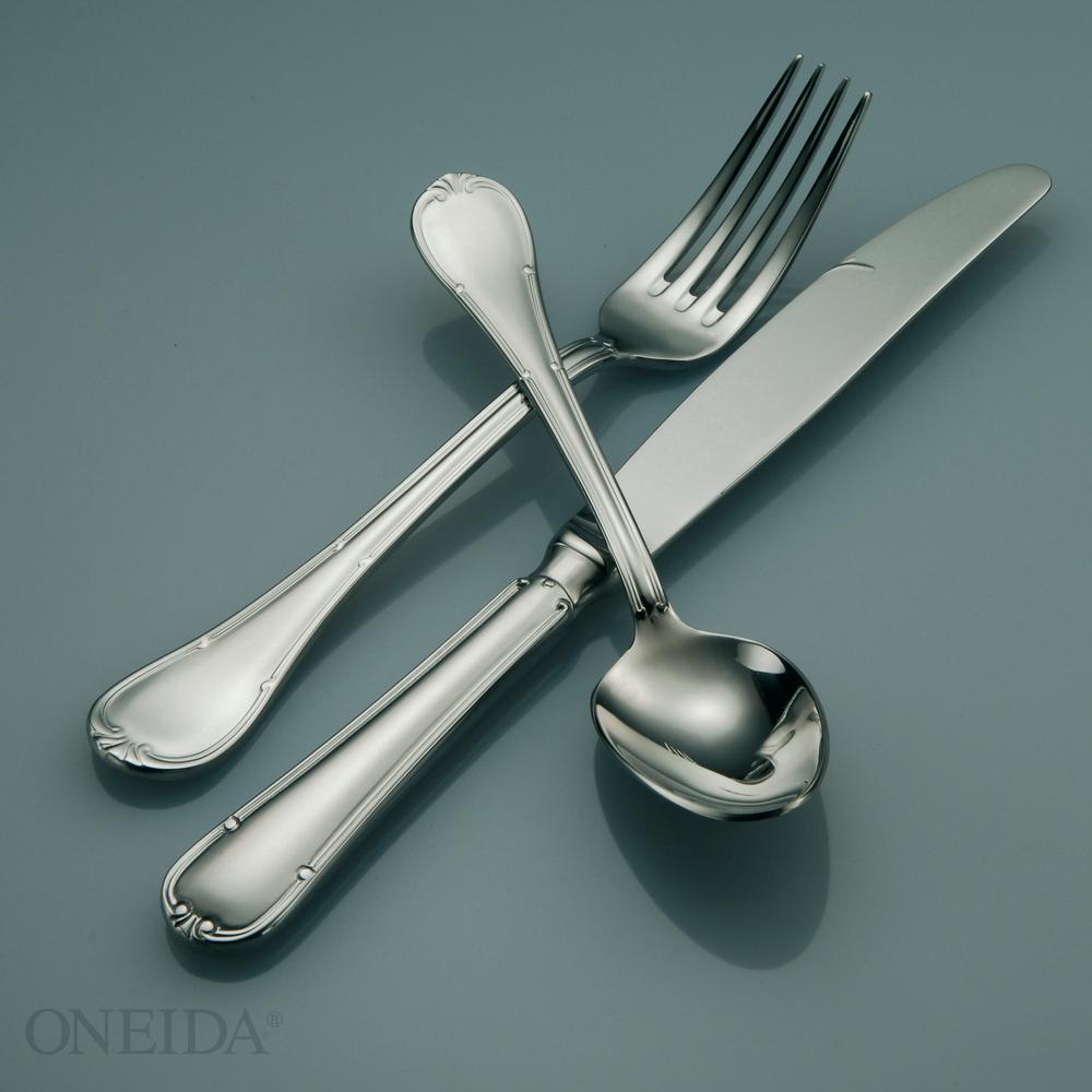 Oneida Stainless MARTELE Teaspoon USA HARD TO FIND