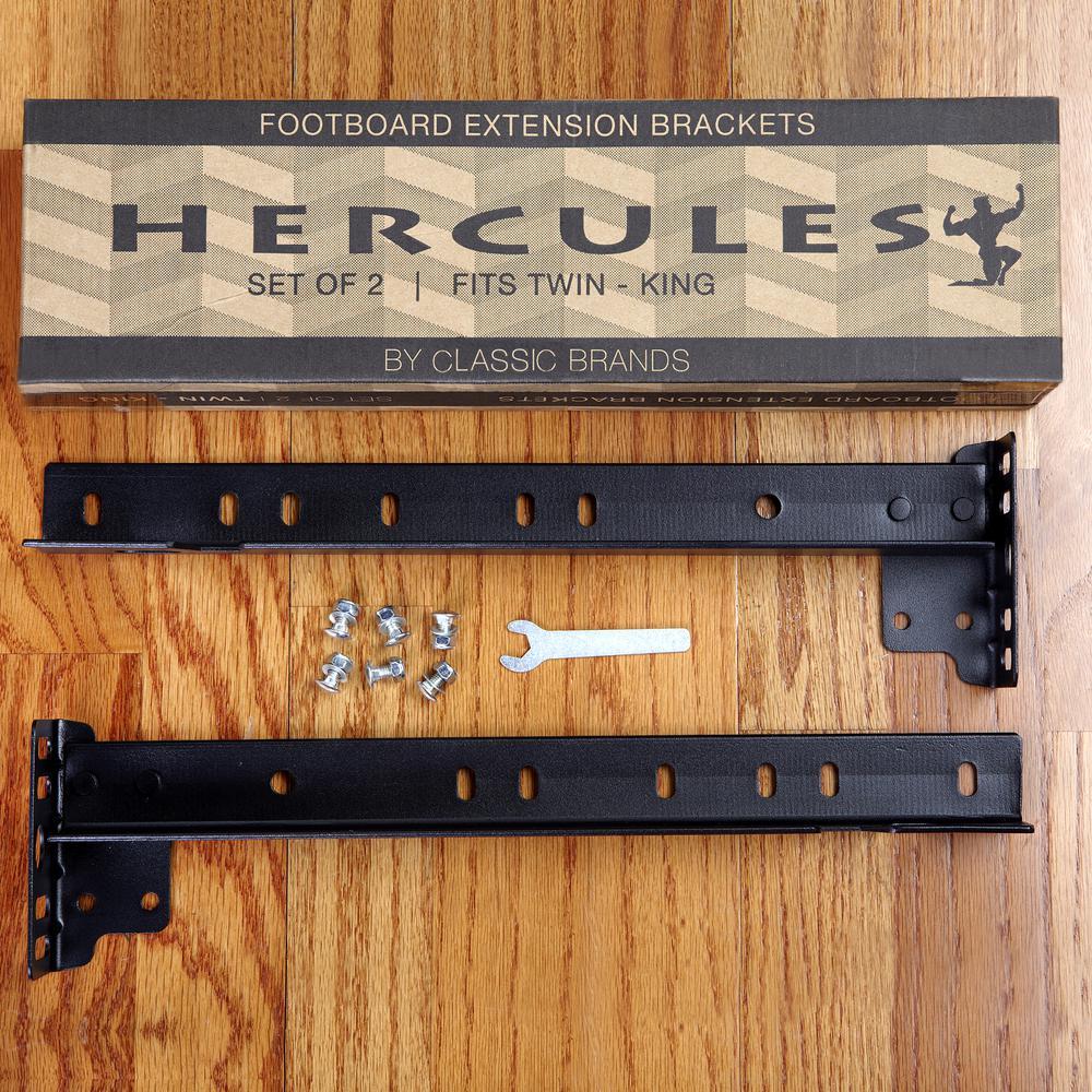 Hercules Hercules Footboard Extension Brackets Set Of 2 127010