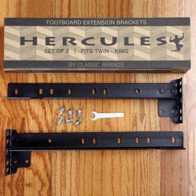 Hercules Footboard Extension Brackets (Set of 2)