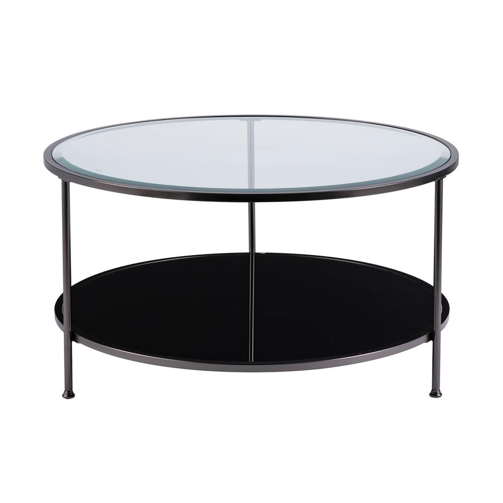 Cillian Black Cocktail Table