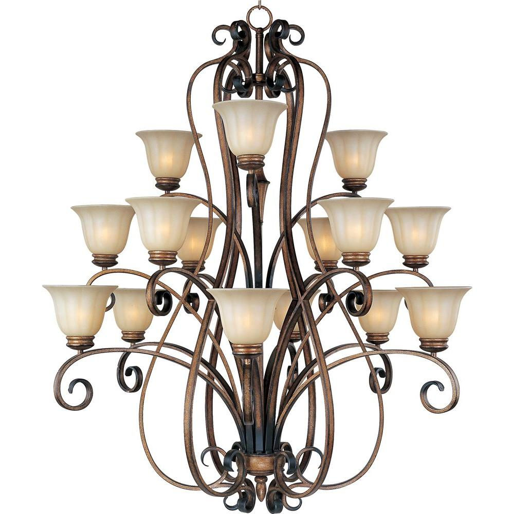 Maxim lighting fremont 15 light platinum dusk chandelier 22247wspd maxim lighting fremont 15 light platinum dusk chandelier mozeypictures Images